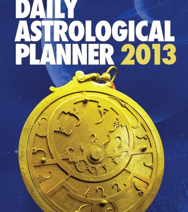 Book Cover and Book Production: Daily Astrological Message